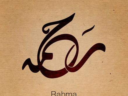 """""""Rahma"""""""