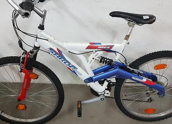 Mountainbike Marke SARDA ARES vollgefedert