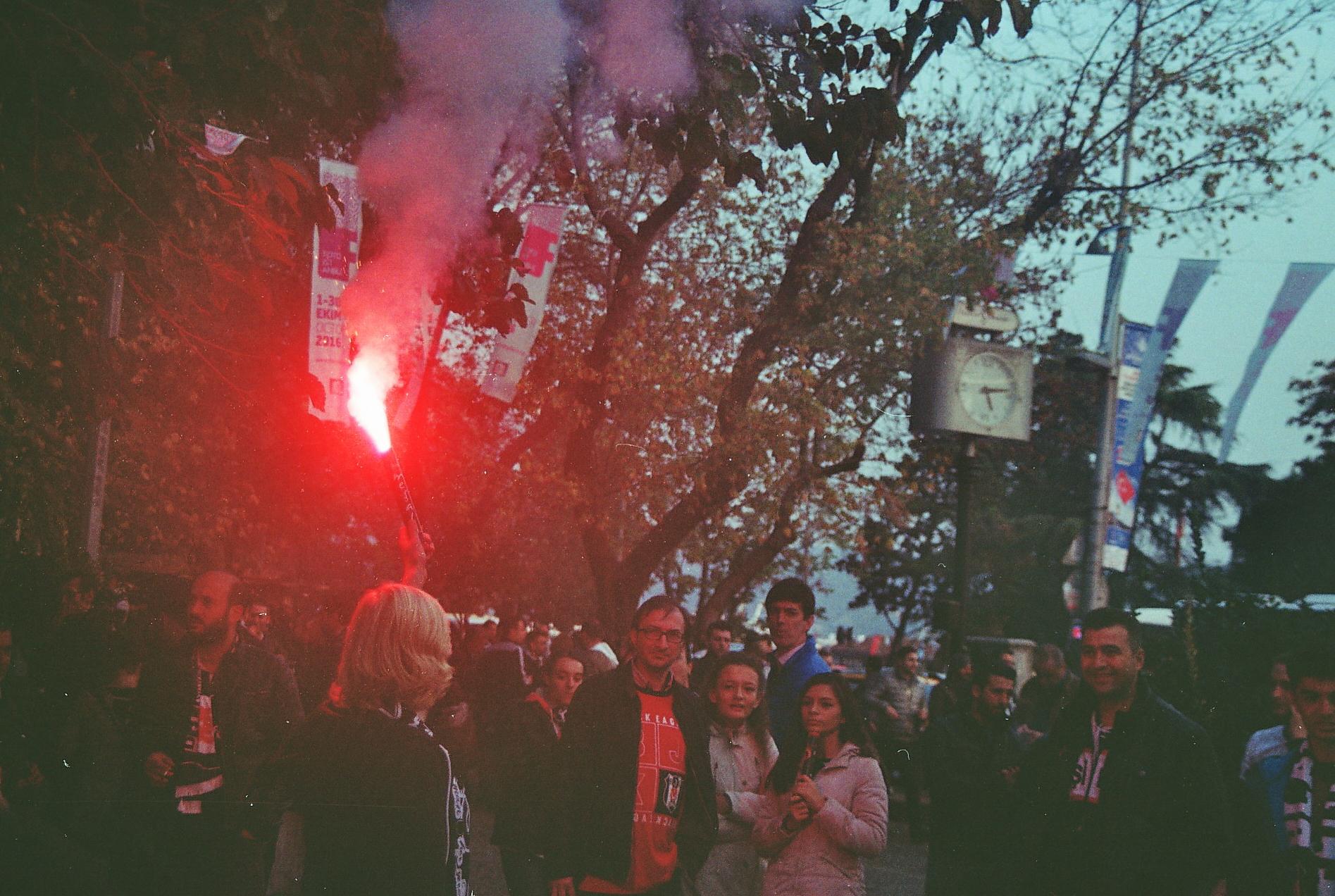 Beşiktaş,Çarşı b4 maç