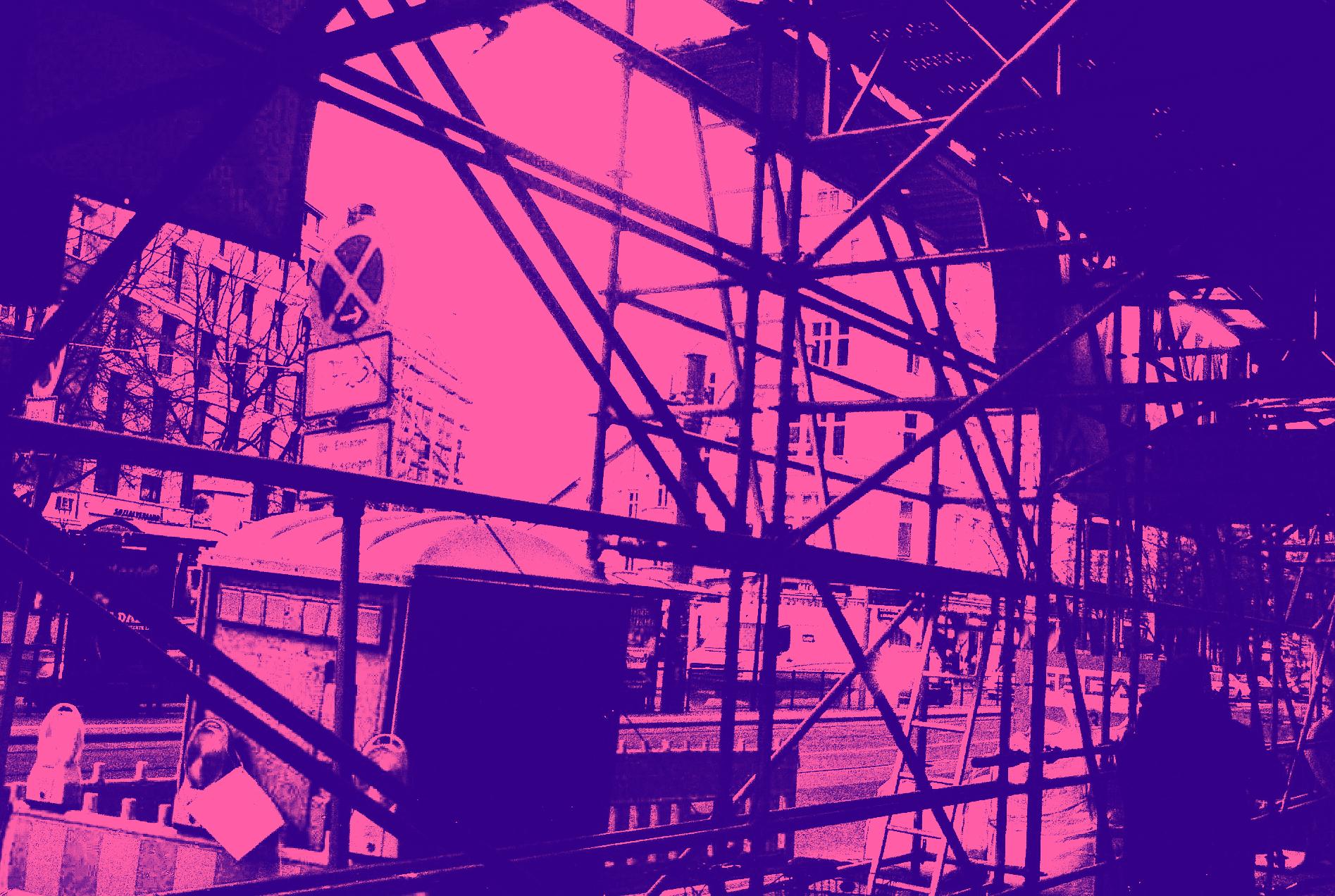 spontaneous Centre Pompidou