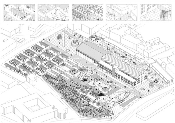 Isometric Drawing -Site A
