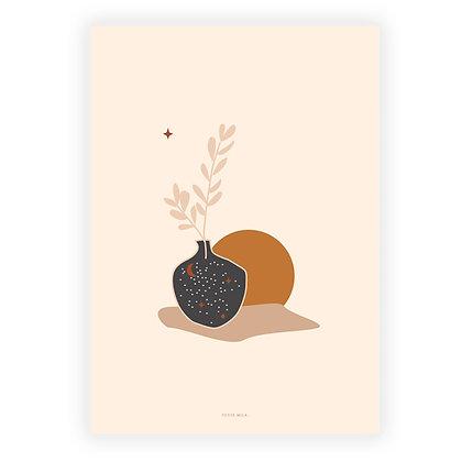 Carte postale Nature magique