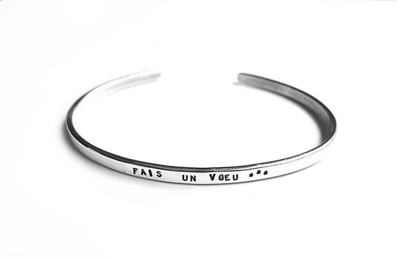 Bracelet Gourmand personnalisable