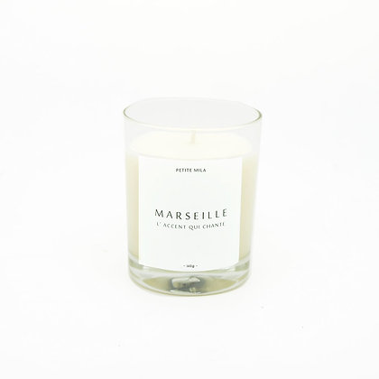 Marseille candle
