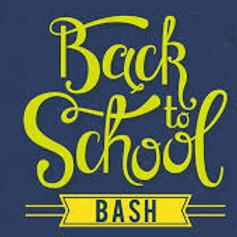 Etc. Event Planning & Marketing Presents: Back to School Bash