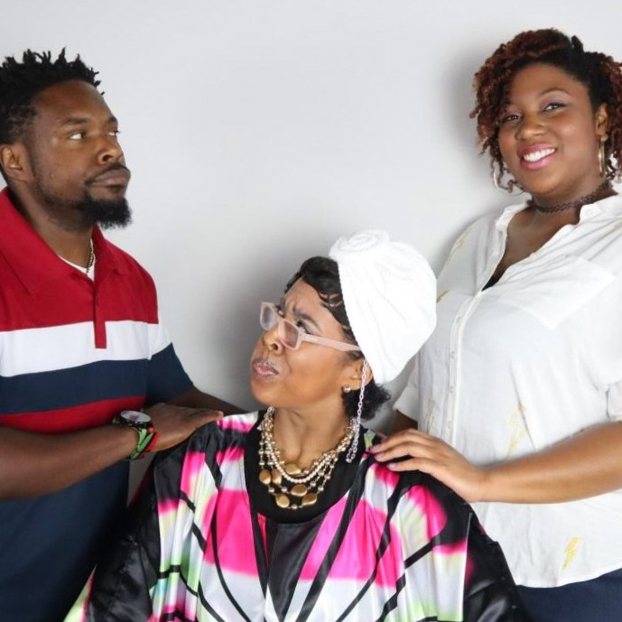 """KDL Produktionz Presents: """"Loving You"""" a Stage Play"""