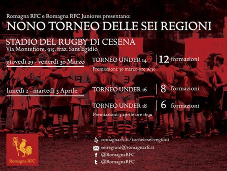 Torneo 6 regioni 2018