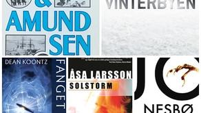 5 spændende bøger, som foregår i kulde og sne