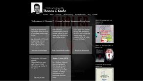 Ny toptunet hjemmeside