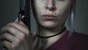 Den kvindelige hovedrolle i de nordiske krimier