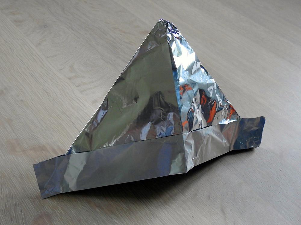 Sølvpapirshat