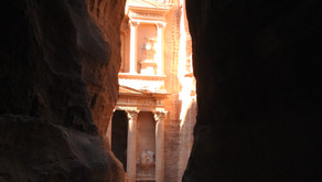 Mød det fantastiske Jordan - en rejsebeskrivelse