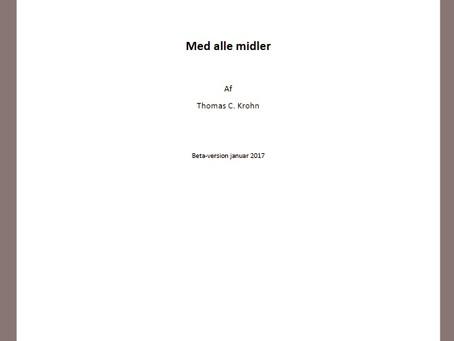 Redigering af manuskript