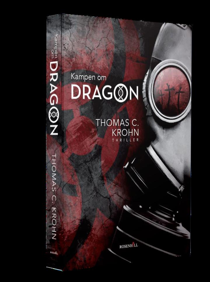 Kampen om DRAGON som trykt bog