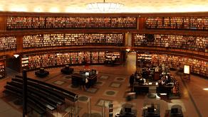 Lån bøger på biblioteket - masser af bøger