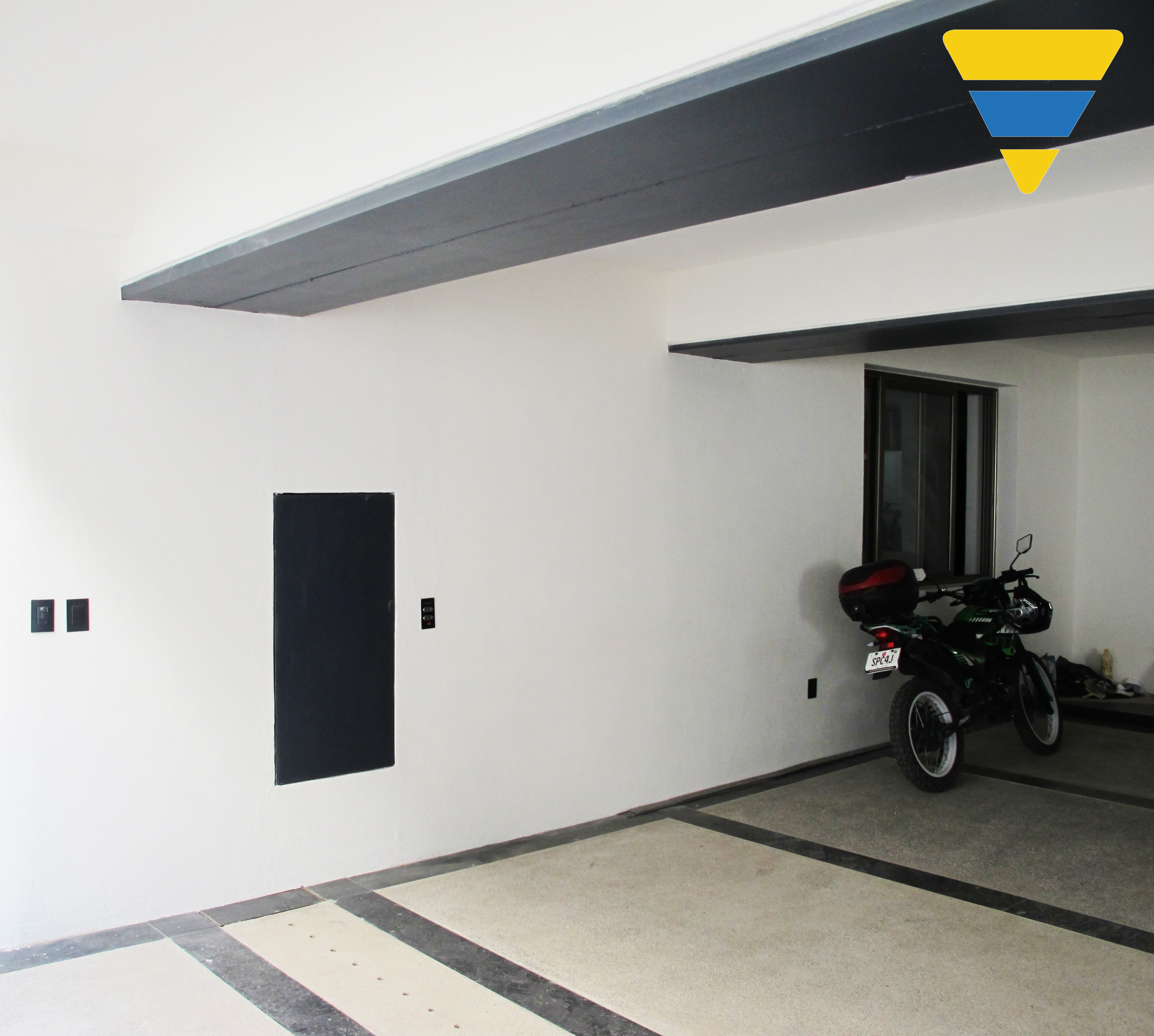Montacargas residencial