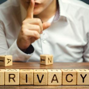Política de privacidade da LGPD