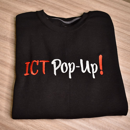 ICT Pop Up Crewneck