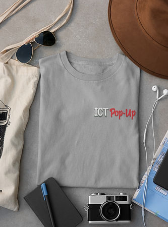mockup-of-a-folded-t-shirt-placed-betwee