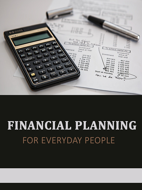 Financial Planning for Everyday People