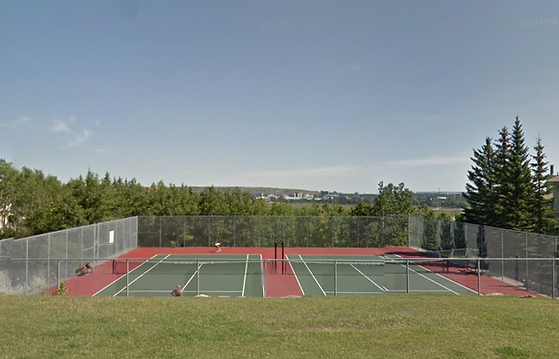 Patterson Tennis Courts