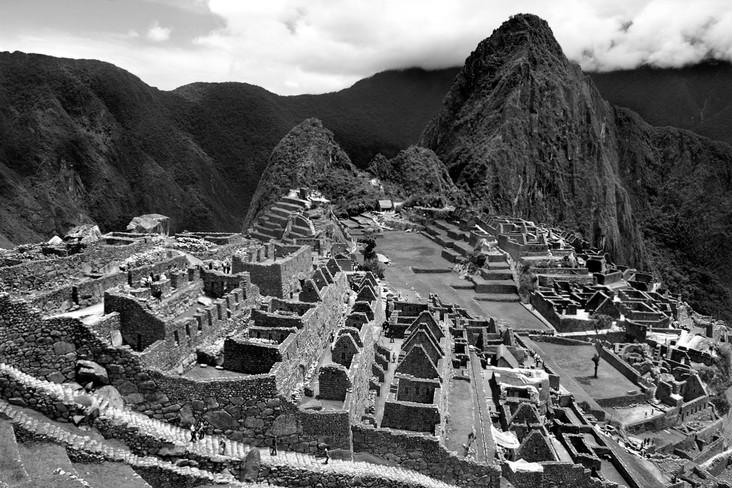 Machu Pichu - Perú - 2009