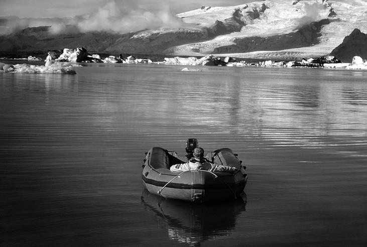 Jökulsarlón - Islandia - 2000