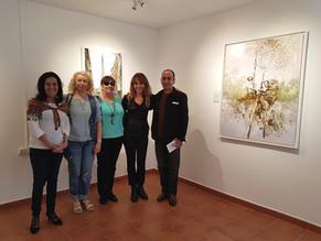 Zeitgenössische Gemeinschaftsausstellung / Abartium Galería & Estudio - Calldetenes - Barcelona - Spanien