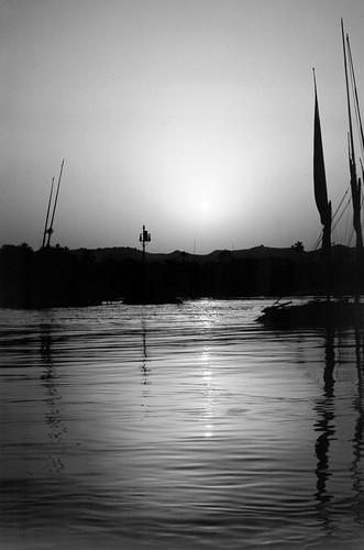 El Nilo - Aswan - Egipto - 1999