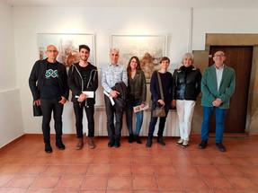 Zeitgenössische Einzelausstellung / Abartium Galería y Estudio - Calldetenes - Barcelona - Spanien