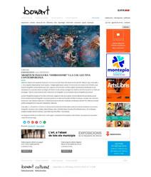 """Revista Cultural """"Bonart"""""""