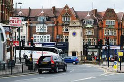 driving lesson in golders green