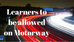 Learners allowed on motorway from June 2018