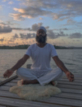 Sunset Meditation
