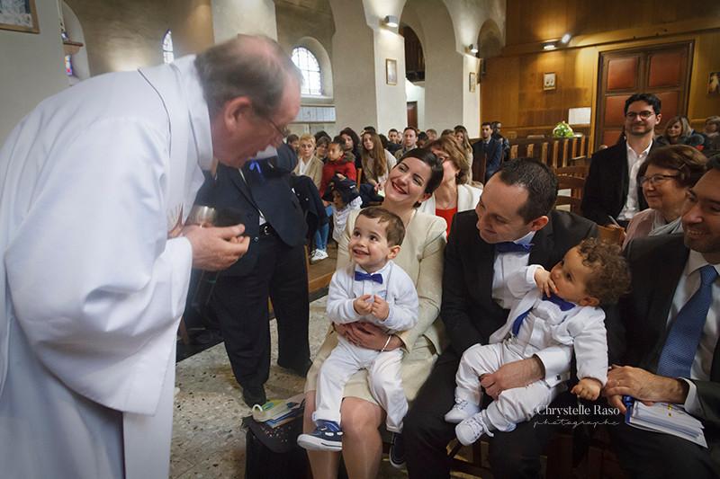 baptème en région parisienne