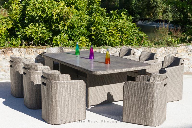 chrystelle raso photographe catalogue meubles de jardin TERRIA
