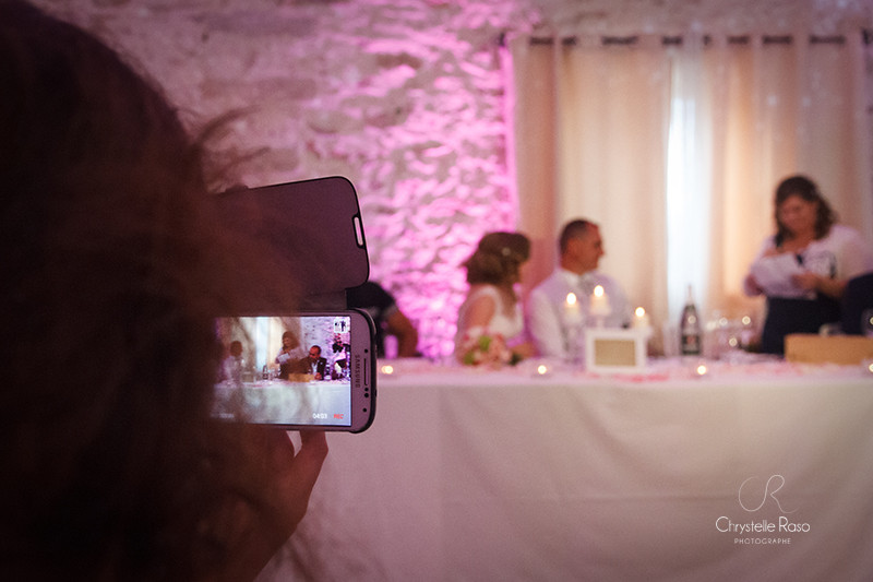 discours pour les mariées