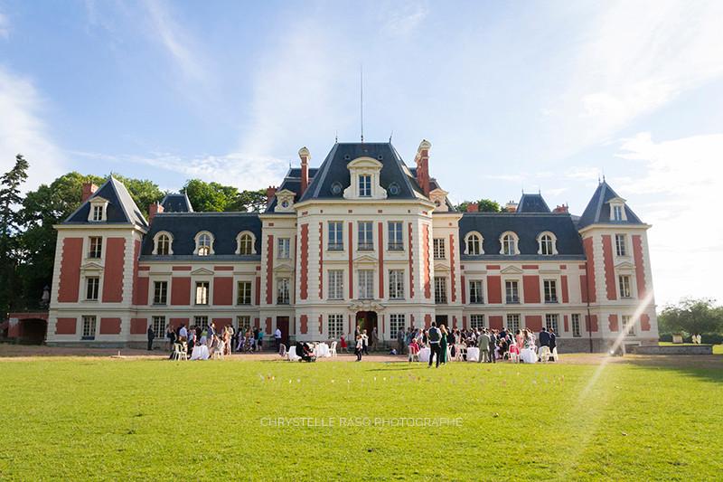 Le chateau du Monceau