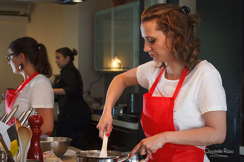 chrystelle raso photographie atelier culinaire Neuilly