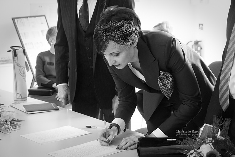 cérémonie mairie signature