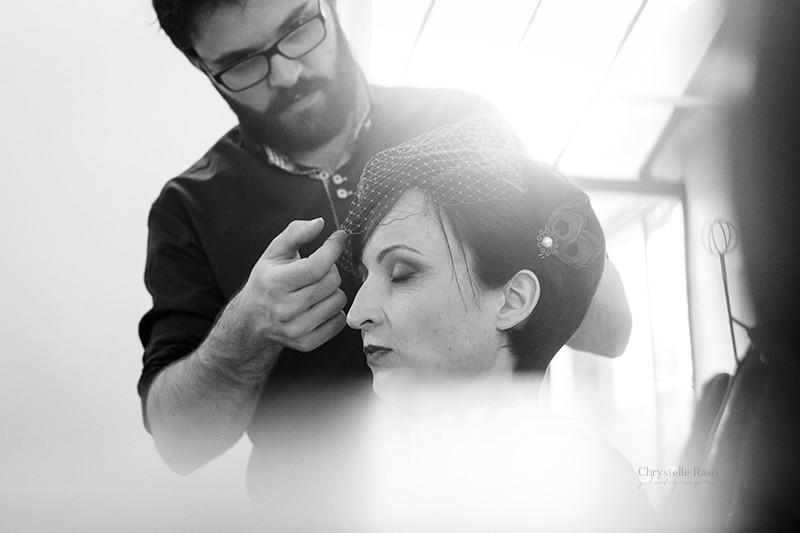coiffeur mariage préparatifs