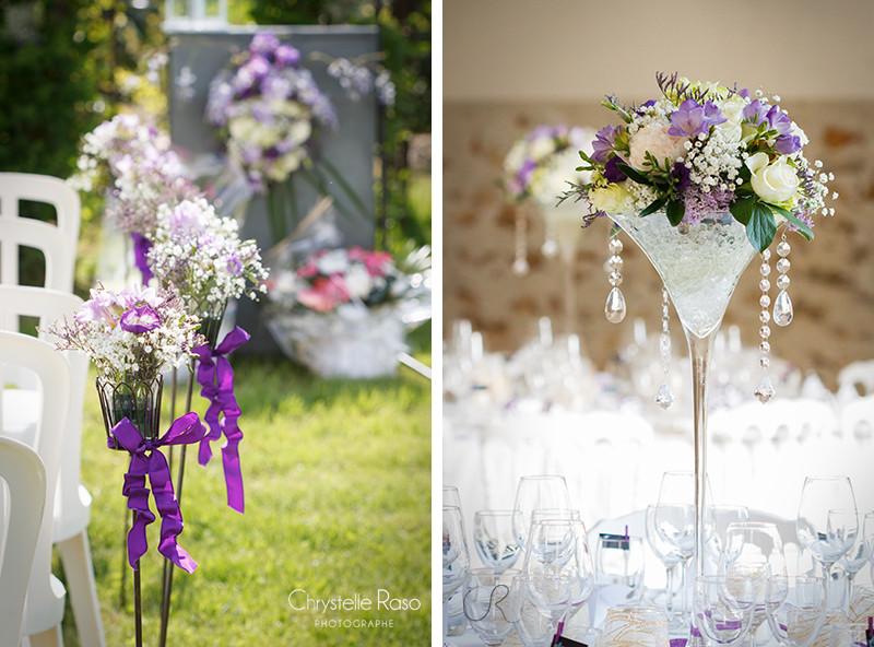 décoration mariage chrystelle raso photographe
