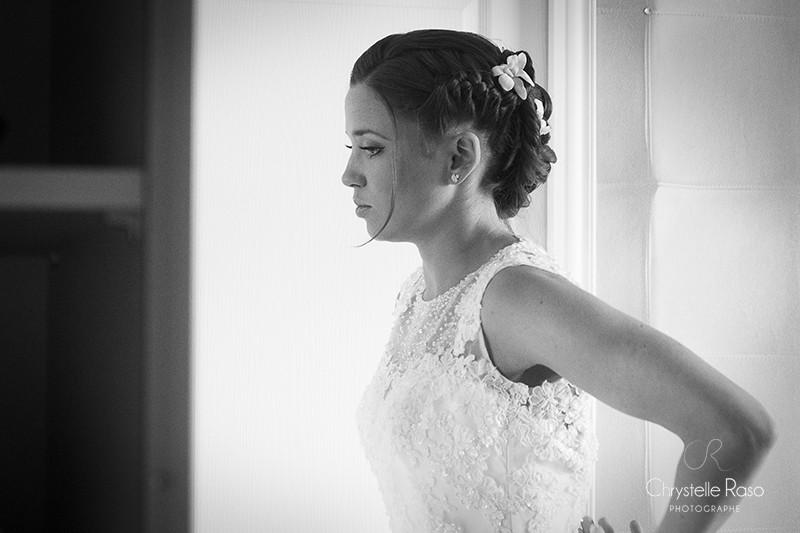 mariée chrystelle raso photographe