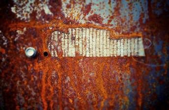 Rusted Urban Landscape