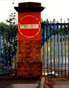 Abandon hope all who enter here