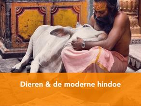 Dieren & de moderne Hindoe