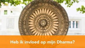 Heb ik invloed op mijn Dharma? - Dharma (3/4)
