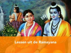 Lessen uit de Ramayana