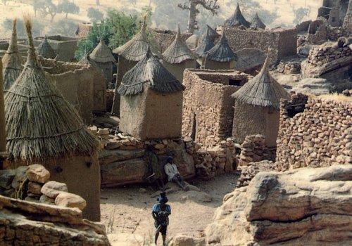 A Dogon Village