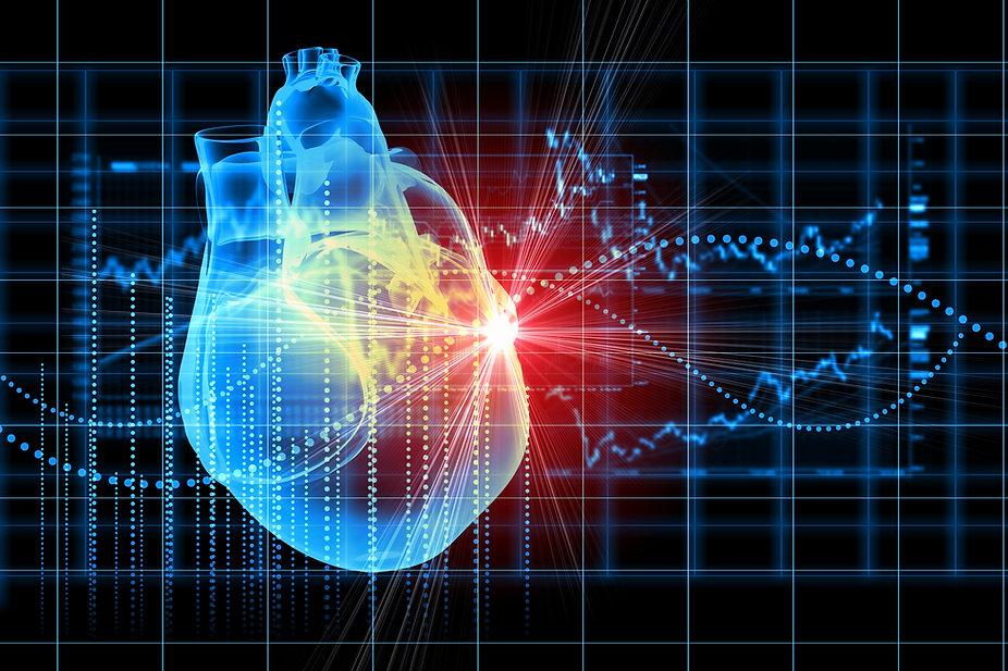 Healthy heart screening diagnostic